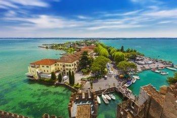 Italien Rundreise Gardasee Sirmione