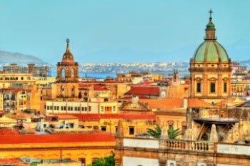 Italien Rundreise Sizilien Palermo