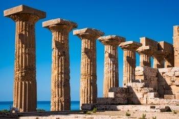 Italien Rundreise Sizilien Selinunt