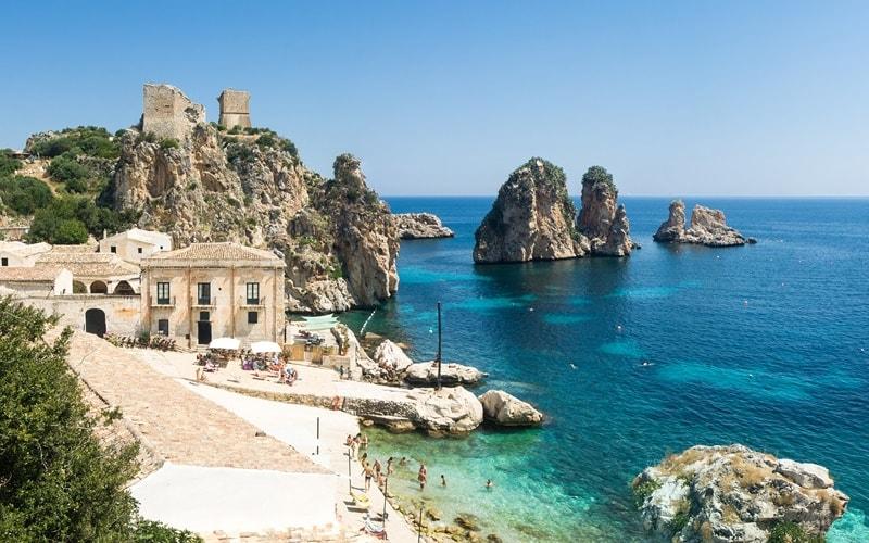 Italien Rundreise Sizilien