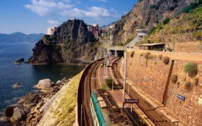 Italien Rundreise Zug