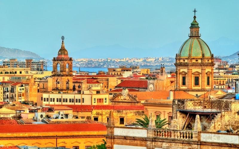 Italien Städte Palermo