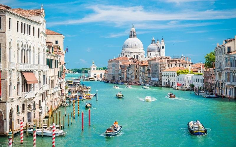 Italien Städte Venedig