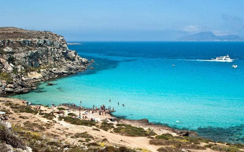 Italien Urlaub am Meer Ägadische Inseln