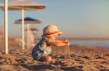 Italien Urlaub am Meer Bibione Familie