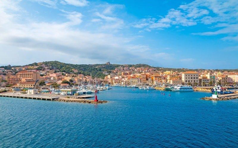 Italien Urlaub am Meer La Maddalena