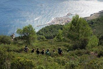 Italien Urlaub am Meer Marettimo Wandern