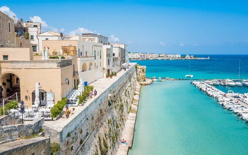 Italien Urlaub am Meer Otranto
