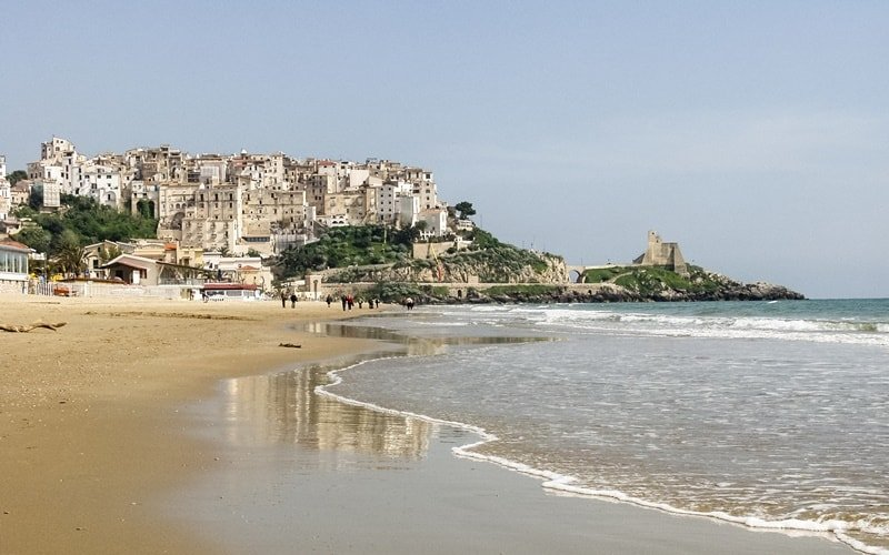 Italien Urlaub am Meer Sperlonga