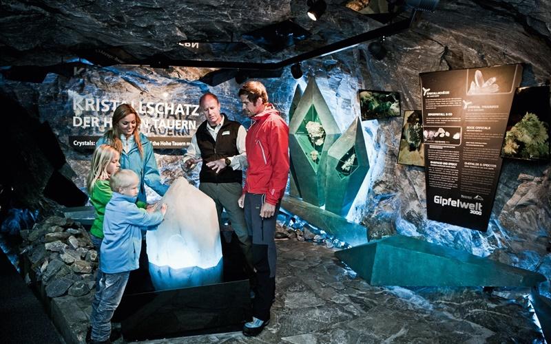 Kitzsteinhorn Gipfelwelt 3000