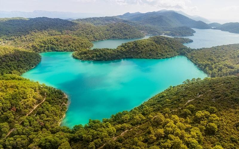 Kroatien Nationalpark Mljet