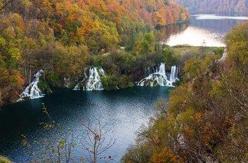 Plitvicer Seen Kroatien Kozjak
