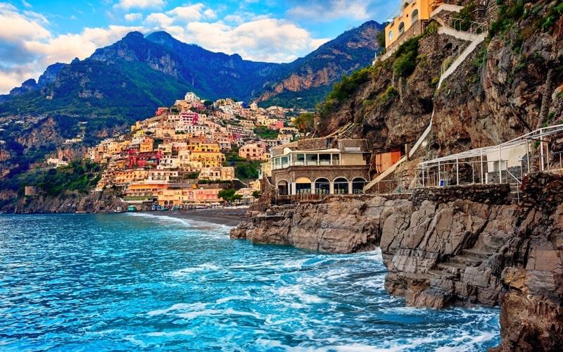Positano Italien