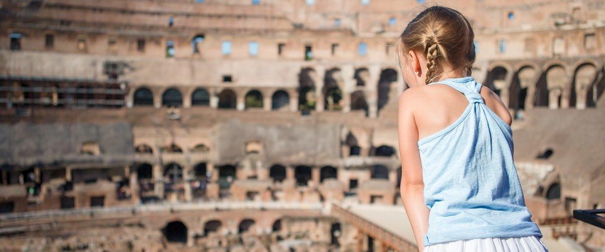 Rom Urlaub mit kindern