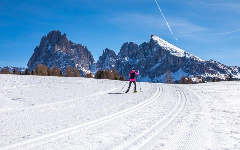 Südtirol Winter