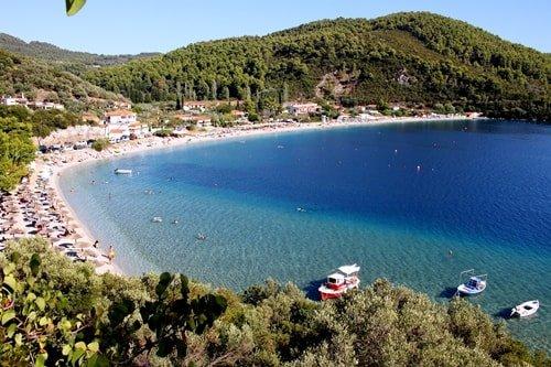 Strand Panormos Creta Star