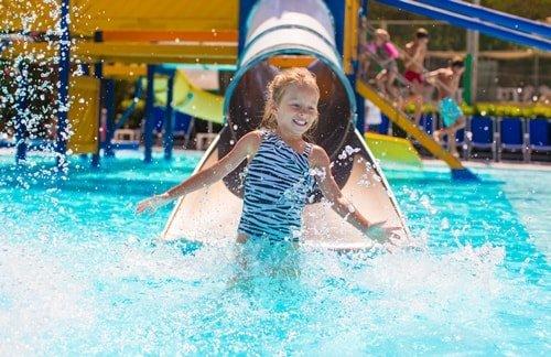Wasserrutsche Aquapark Georgioupolis