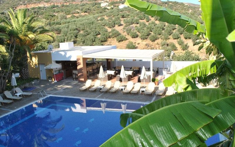 Xidas Gardens Kreta