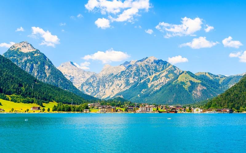 achensee größter see österreich tirol