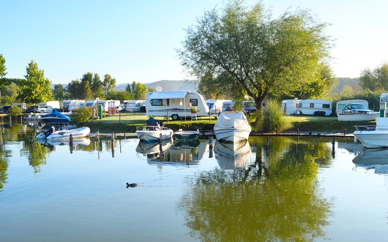 campingplatz österreich am see