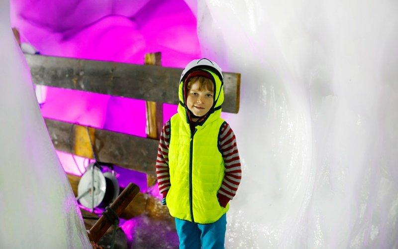 hintertuxer gletscher Österreich