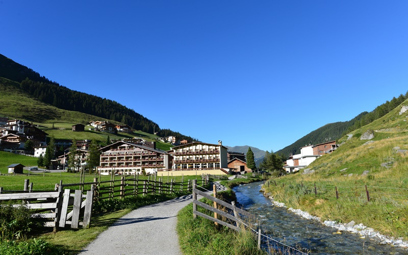 hintertuxer gletscher sommer Österreich gletscher