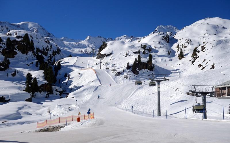 kaunertaler gletscher österreich