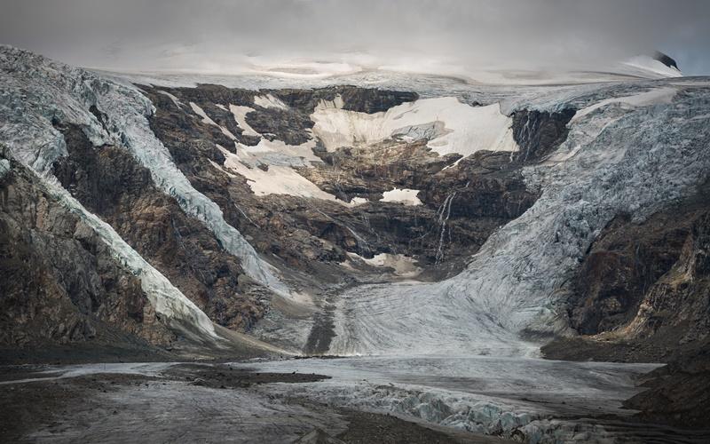 pasterze größter gletscher österreich