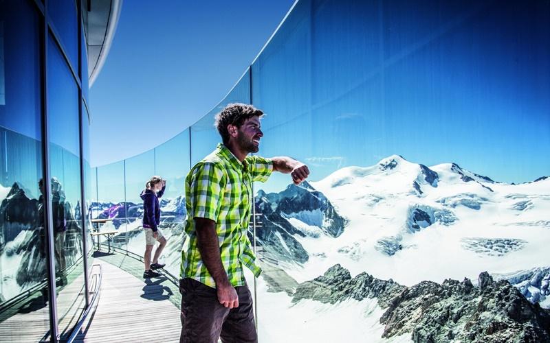 pitztal gletscher österreich ski
