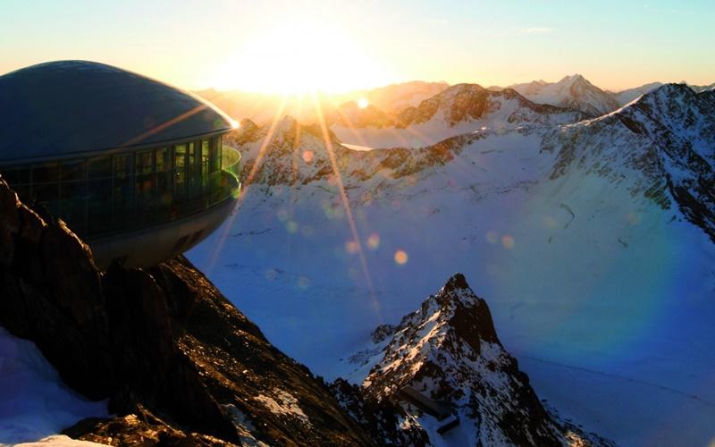 tirol gletscher ski österreich