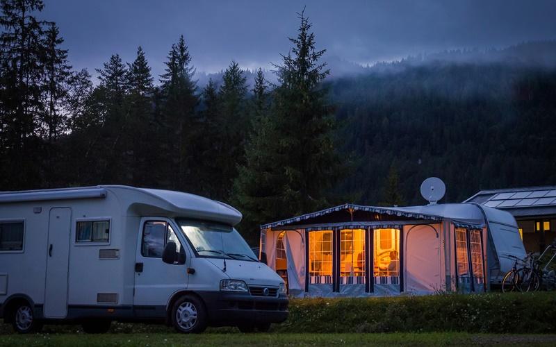 schöne campingplätze österreich am see