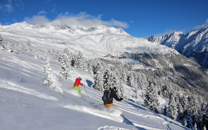 anfänger skigebiet österreich