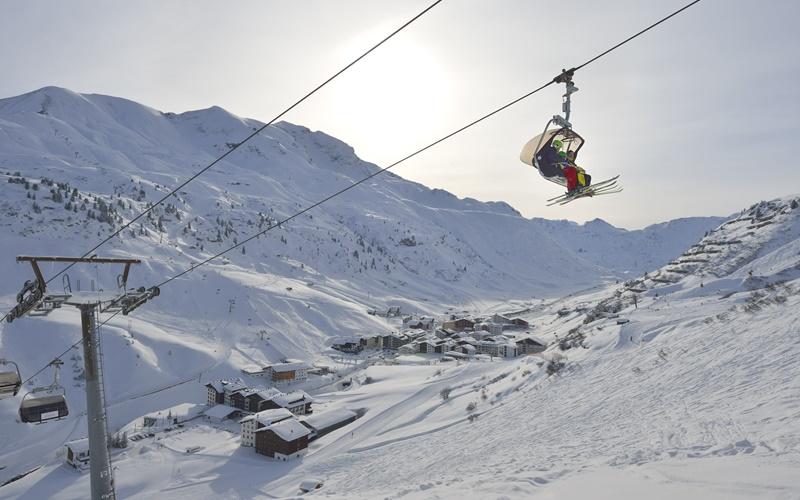 skigebiete österreich bestes