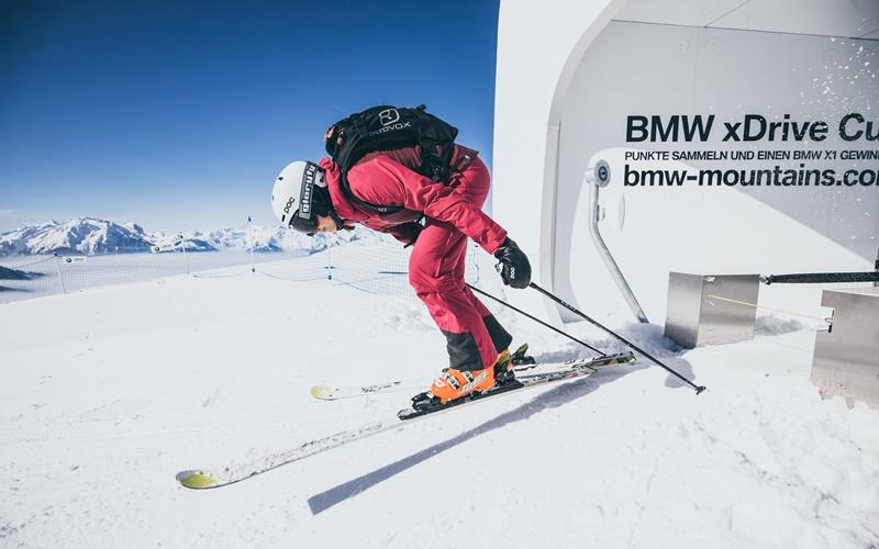 skigebiete österreich karte