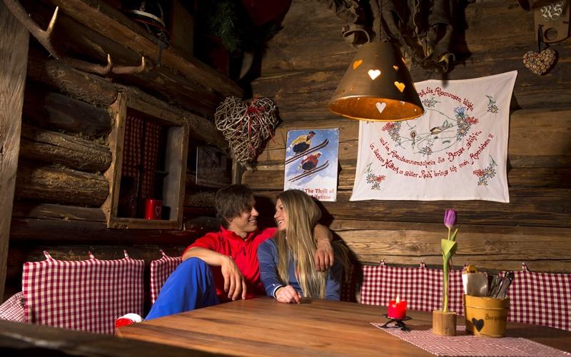 Romantik skifahren österreich