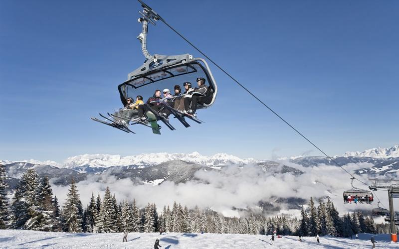 lift Skigebiete österreich
