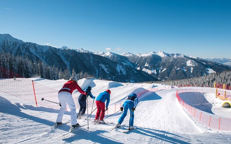 skilanglauf skigebiete österreich