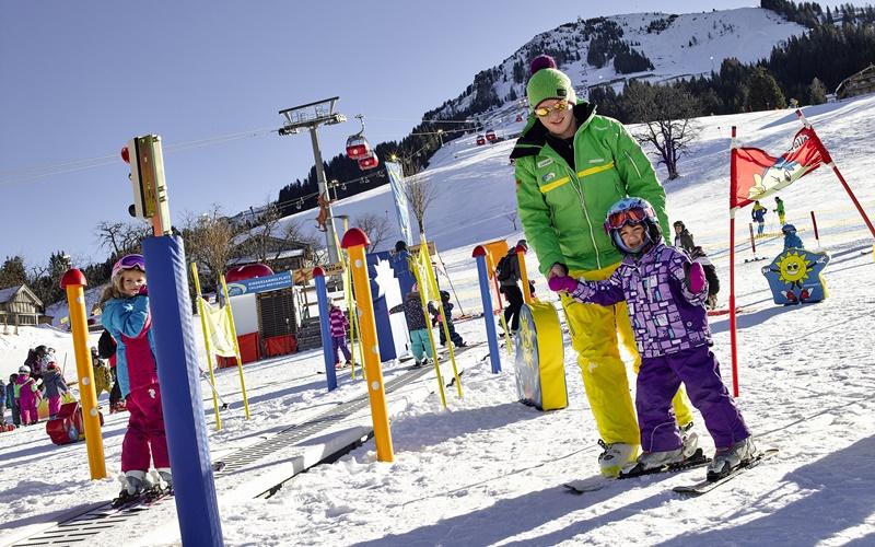 billige skigebiete in Österreich