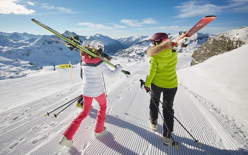 familien skigebiete österreich