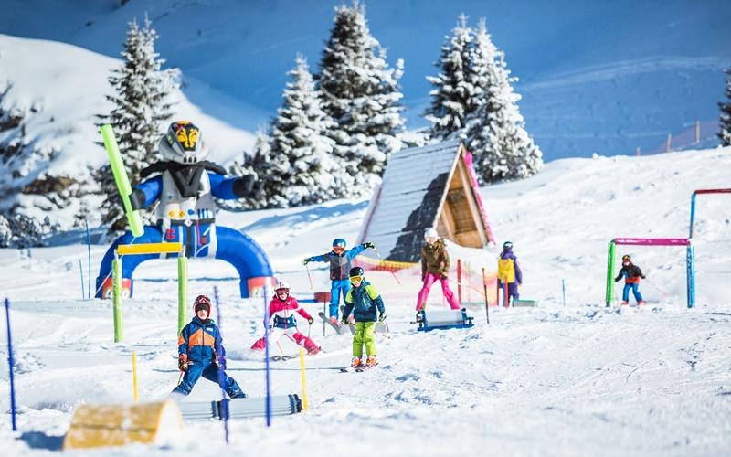 skigebiete österreich familie