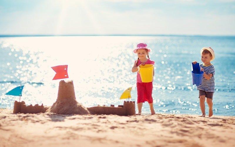 Apulien Urlaub Kinder Aktivitäten