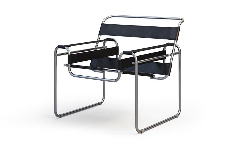 Bauhaus-Stuhl