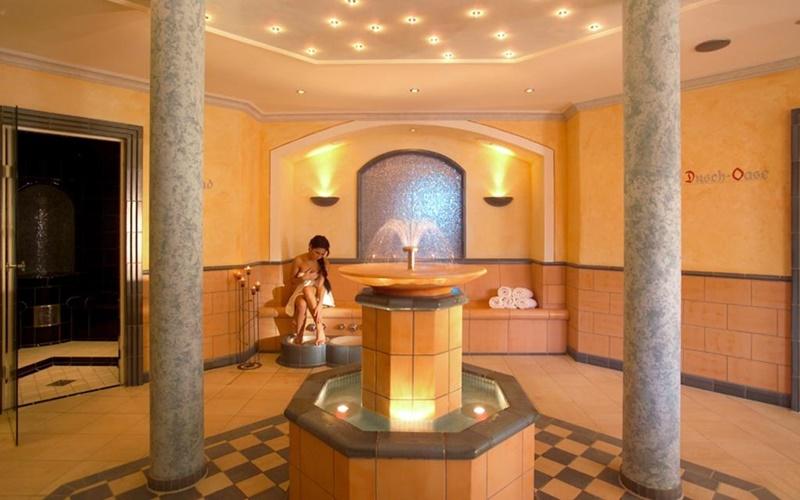 Birkenhöhe Wellness Österreich sauna