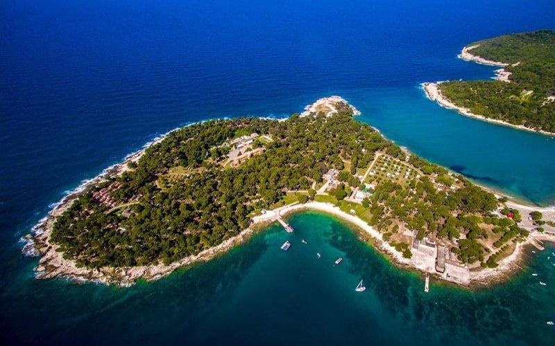 Campingplätze Kroatien Arena Campsites