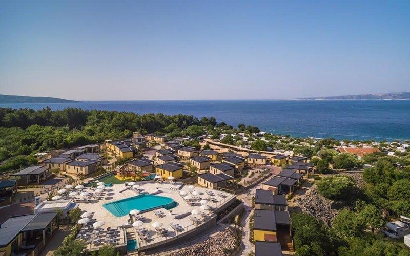 Campingplätze Kroatien Krk Premium Camping Resort