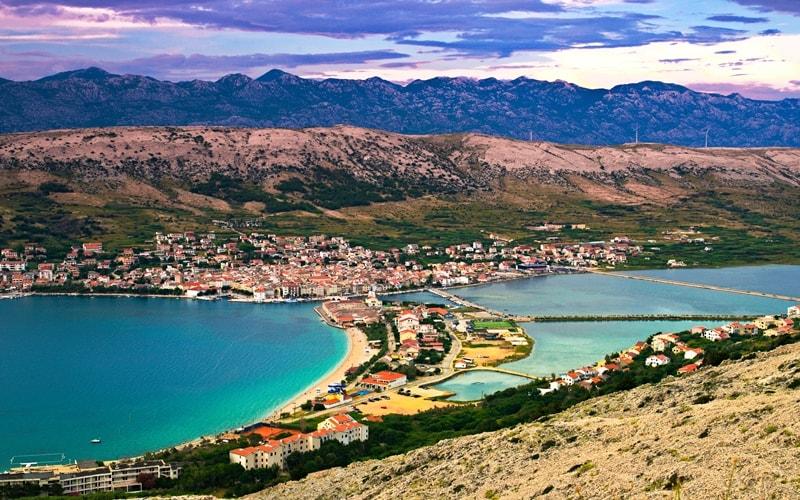 Campingplätze Kroatien Simuni
