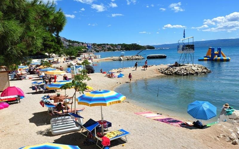 Campingplätze Kroatien Split Stobrec