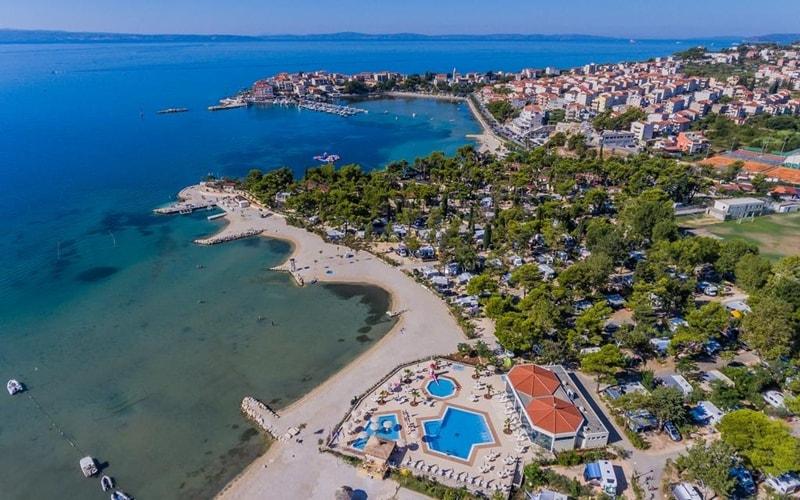 Campingplätze Kroatien Stobrec Split