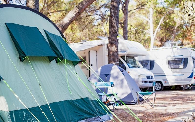 Campingplätze Kroatien Val Saline