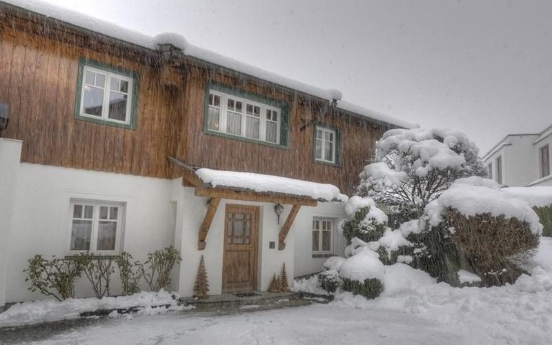 alpen chalet österreich